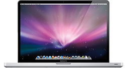MacBook Pro A1297 17 inch