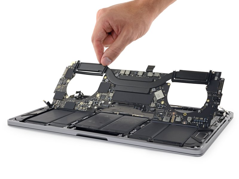 MacBook Moederbord reparatie