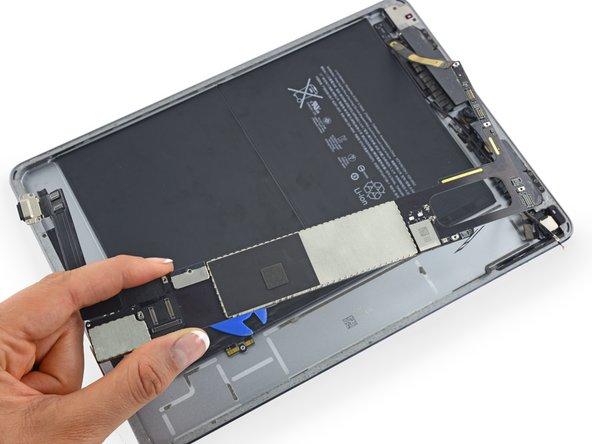 iPad Moederbord reparatie