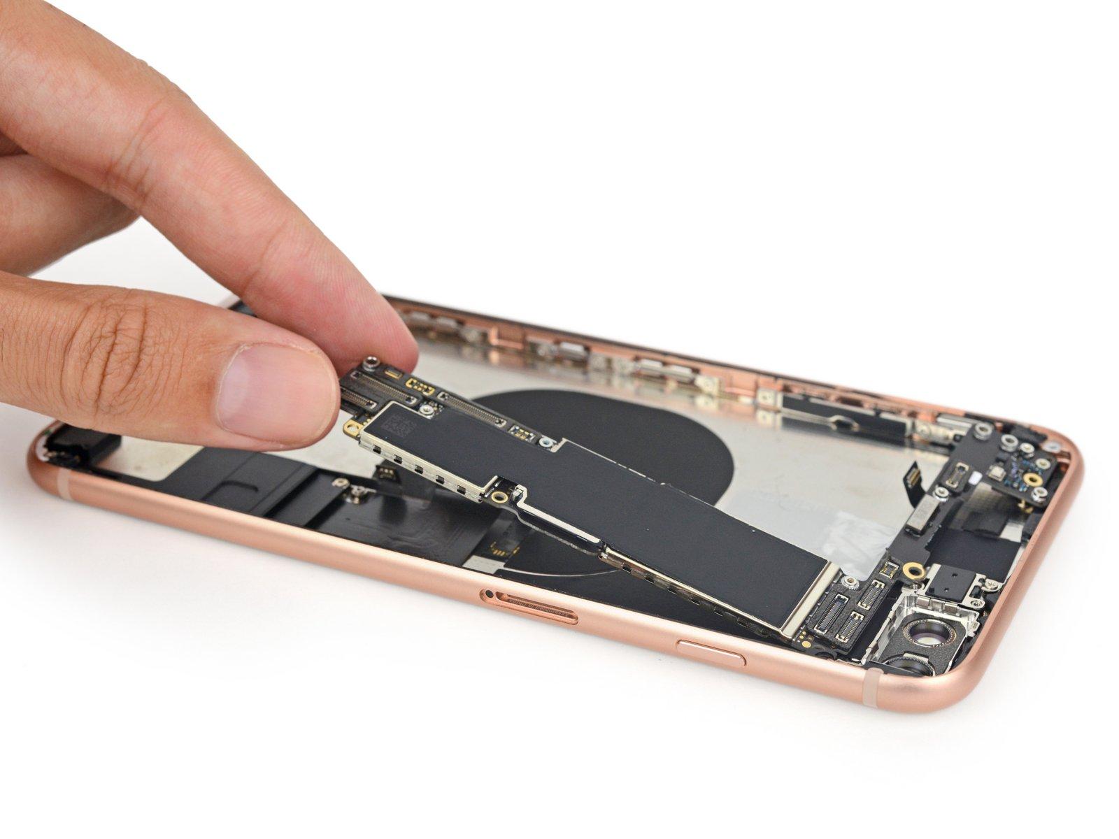 iPhone Moederbord reparatie