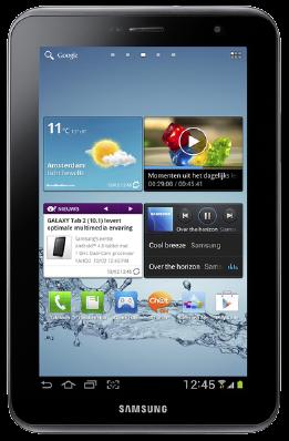 Samsung Tab 2 reparatie gsmdokter