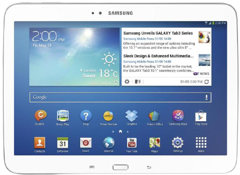 Samsung Tab 3 reparatie rotterdam gsmdokter
