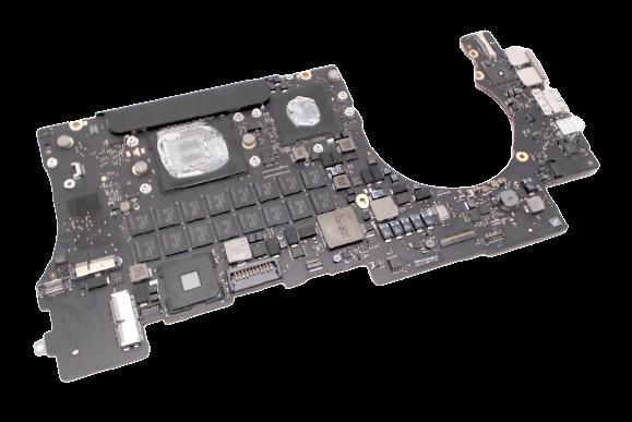 Macbook-moederbord-reparatie